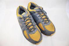 Gravity Defyer Men's Ballistic Running Shoes Dark Grey Orange 13 RETAIL FOR $130 #GravityDefyer #RunningCrossTraining
