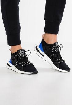 best authentic 0994b d1642 Chaussures adidas Originals ARKYN - Baskets basses - core blackash pearl  noir 129