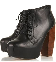 Topshop A/W 2012: Arielle boots