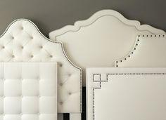 NEW Custom Upholstered Headboards. Image: calicocorners.com.