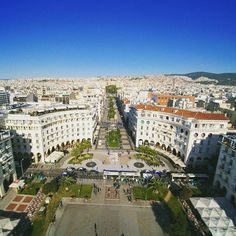 Magic #LP  Location  #Thessaloniki  Drone  @ftbletsas