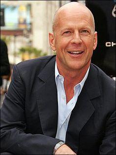 Bruce Willis, Emma Heming, Max Payne, Photo Souvenir, Favorite Movie Quotes, Gentleman, Ladies Gents, Man Crush Everyday, Childhood Photos