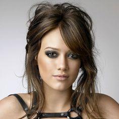 Hilary Duff-love the hair color