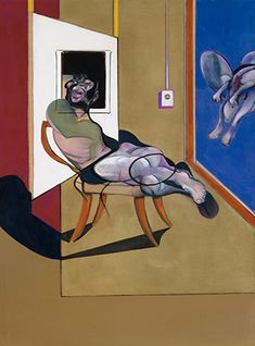 Seated Figure | Francis Bacon