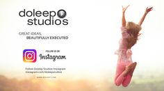Follow Doleep Studios Instagram Account: http://j.mp/2gkNVTI www.doleep.com #doleepstudios #Socialmedia #digitalmarketing
