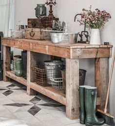 Decorate sideboard – 99 chic home decorating ideas - Kitchen Decoration Interior Styling, Interior Decorating, Interior Design, Decorating Ideas, Deco Boheme, Shabby Chic Interiors, Home And Deco, Interior Inspiration, Kitchen Inspiration