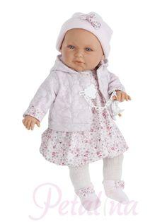 Antonio Juan Lola Chaqueta in Pink 55cm Baby Doll