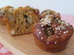 Muffin foie gras & pain d'épices
