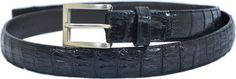 Belvedere Black #Crocodile #Belts #for #Men we have collection of Belt with unique design, color and brands