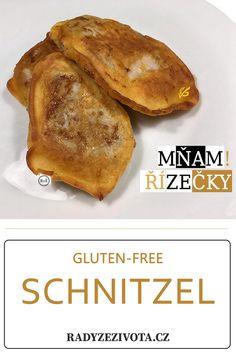 Gluten-free Schnitzel from Czech Republic. Gluten Free Recipes, Free Food, French Toast, Breakfast, Czech Republic, Glutenfree, Gluten Free, Bohemia