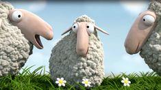 mouton Film D'animation, Preschool Crafts, Communication, Charlotte, Elephant, Child, Math, Frases, Short Films