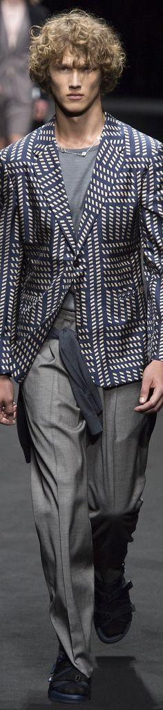 Versace - SPRING 2017 MENSWEAR
