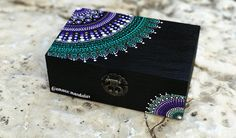 What do you think about this mandala design on a box? :)