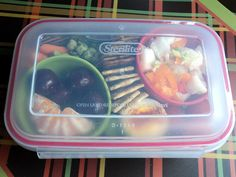 Bento Lunch box idea--without the price :)