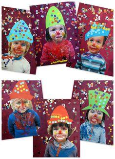 Fasching Fotoideen #Kita #Kindergarten #Familie #Party