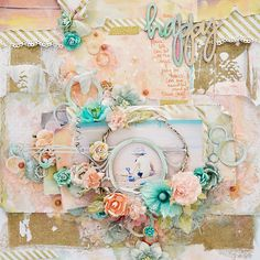 2 Crafty Chipboard : New Month, New Inspiration with Stacey Young