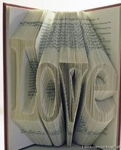 Folded Book by vladtodd