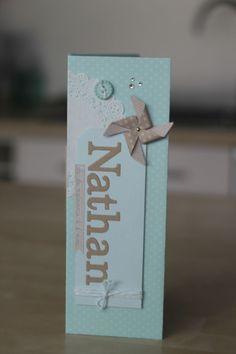 mini-depliant  naissance napperon