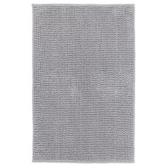 IKEA - TOFTBO, Bath mat, gray-white marled, Ultra soft and quick to dry since it's made of microfiber. Available in different colors which are easy to coordinate with other bath textiles and accessories. Textiles, Shallow Shelves, Wall Shelf Unit, Relaxing Bathroom, Underfloor Heating, Types Of Flooring, Roman Blinds, Affordable Furniture, Windows