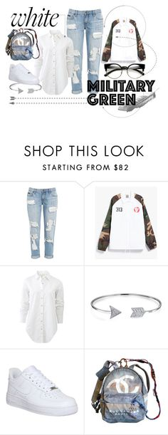 """""""Comfortable thing."""" by ro-mondryk on Polyvore featuring Carhartt, rag & bone, Bling Jewelry, NIKE and Chanel"""
