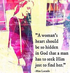 A woman's heart in God Max Lucado, Jesus Freak, Have Faith, Worship, Favorite Quotes, Christian, God, Movie Posters, Instagram