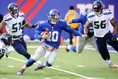 """The Seahawks kickoff the second half of their season at CenturyLink Field on Sunday by hosting the New York Giants, who are 3-5 and facing a cross-country flight to Seattle after playing on """"Monday Night Football."""""""