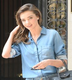One Easy Makeup Move You Can Steal From Miranda Kerr to Look More Pulled-Together Tomorrow