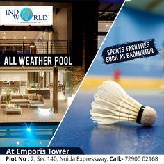 #indoworld #emporistower #realtor #realty #businesscenter #bestdeal #officespace #pool #gym #realestate #investment #investor #advice #return #commercial #noida