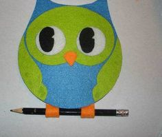 Creative Ideas - DIY Adorable Felted Owl from Old CD 7