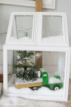 Our Rustic Cottage Christmas Tour 2015