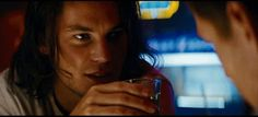 """When he held this glass. 25 Times Tim Riggins From """"Friday Night Lights"""" Made You Wish You Were An Everyday Object Tim Riggins, Taylor Kitsch, Friday Night Lights, Everyday Objects, Just Kidding, Wish, Make It Yourself, Boxer Briefs, Beer Bottle"""