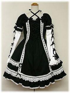 Gothic Elbiseler