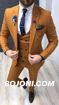 Prom Dresses For Men, Wedding Dresses Men Indian, Dress Suits For Men, Wedding Suits, Blue Suit Men, Black Suits, Mens Fashion Suits, Mens Suits, Blazer Outfits Men