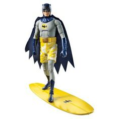Batman Classic TV Series Surfs Up!  Batman Collector Figure