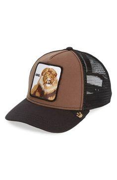 8ec57fa0bdc Goorin Brothers  Animal Farm - King  Trucker Hat Hat Crafts