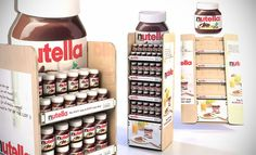 Image result for point of sale nutella