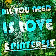 Best of Pinterest 2013: All you need is LOVE ... and PINTEREST!