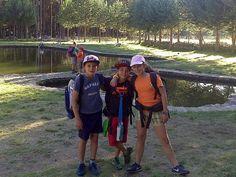 #Campamentos de verano 2015 #multiaventura con #inglés en #Navarredonda de #Gredos http://www.campamentos.info/viewproperty/campamento-navarredonda-de-gredos/171/es-ES