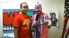 Wrestling is Fun! on Sept 1 - Los Ice Creams vs. The Osirian Portal