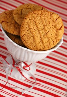 Perfect Ginger Snaps