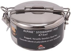 MSR Alpine 1.1L StowAway Cooking Pot: 37oz