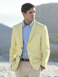 3rd August, 2013 - Classic menswear by Samuel Windsor