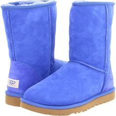 UGGs in blue