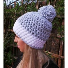 Crochet hat pattern Nordic Snow Hat UK 72029e643d5