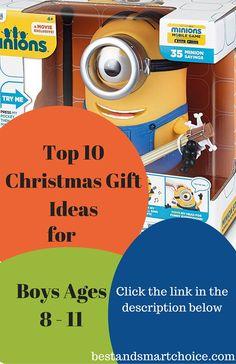 Good christmas gifts for girls 8-11