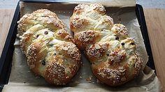 Quark-Öl-Teig Baked Potato, French Toast, Deserts, Bread, Snacks, Baking, Breakfast, Ethnic Recipes, Sweet