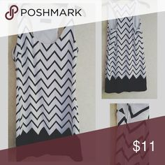 Black/White Chevron Dress Always save more on this same purchase with FREE shipping and Significantly lower prices on balloongirlfashion.myshopify.com B Darlin Dresses