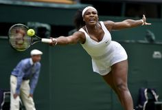 A reporter wrote about Serena Williams' body and how other female athletes avoid emulating her physique.