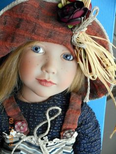 Zwergnase Doll Flavie #41/250 2003 #Zwergnase #DollswithClothingAccessories