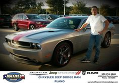 https://flic.kr/p/MSLyoz   #HappyAnniversary to Scott and your 2014 #Dodge #Challenger from Everyone at Huffines Chrysler Jeep Dodge RAM Plano!   www.deliverymaxx.com/DealerReviews.aspx?DealerCode=PMMM